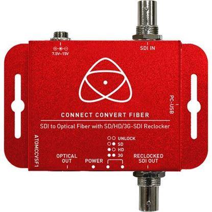 Picture of Atomos Connect Convert Fiber | SDI to Fiber