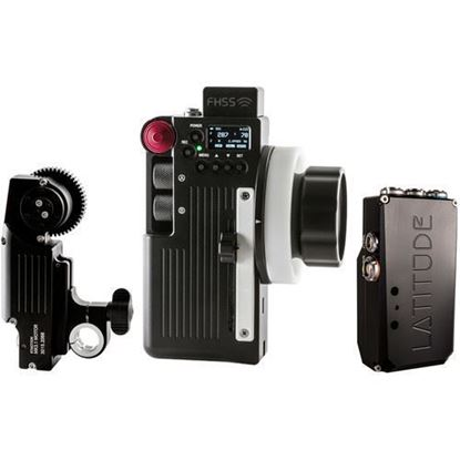 Picture of Teradek RT Wireless Lens Control Kit (Latitude-MB Receiver, MK3.1 Controller+Forcezoom, 1 x motor)