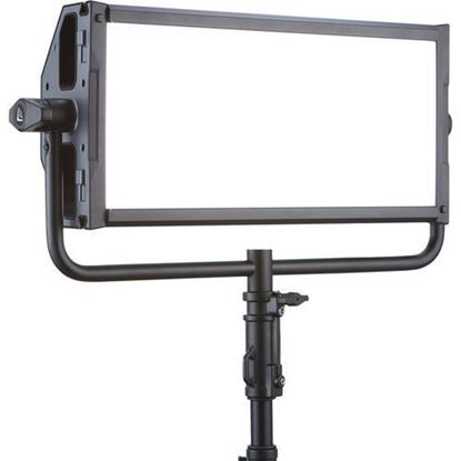Picture of Litepanels Gemini 2x1 Soft Panel - US - Pole Operated Yoke