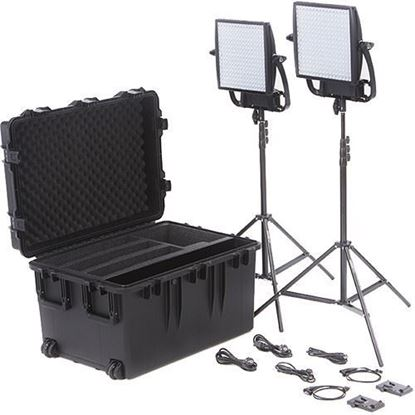 Picture of Litepanels Astra 6X Traveler Duo V-Mount Kit