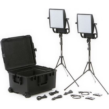 Picture of Litepanels Astra 6X  Traveler Duo  Gold  Mount Kit