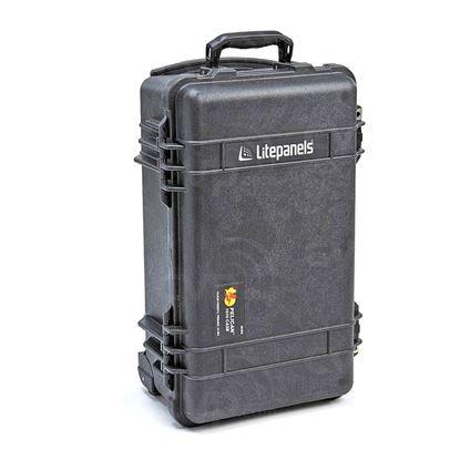 Picture of Litepanels Flight Case Lykos BiColor Pelican w/cut foam