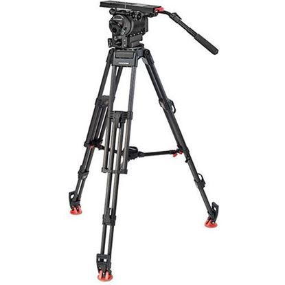 Picture of OConnor 2560 Head & 60L 150mm Bowl Tripod with Mid Level Spreader