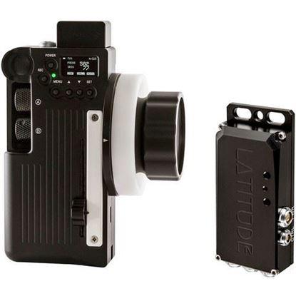 Picture of Teradek RT Wireless EF Lens Control Kit (Latitude-M Receiver, MK3.1 Controller) [RED]