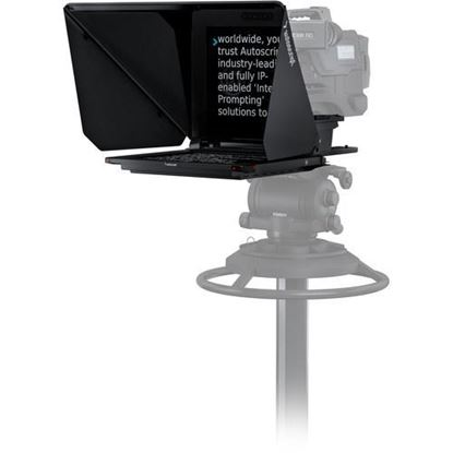 "Picture of Autoscript EVO-IP on-camera package with 15"" prompt monitor"