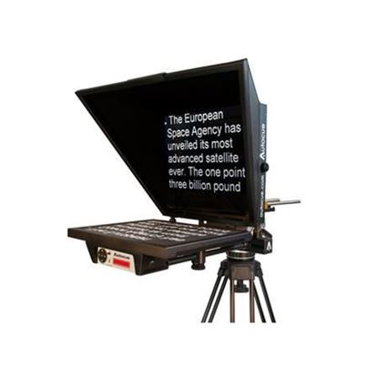 "Picture of Autocue Master Series 20"" Prompter with Large Wide Angle Hood and Long Rods"