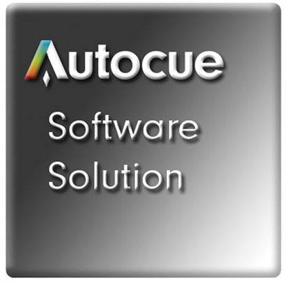 Picture of Autocue QStart Software For Mac