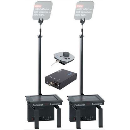 Picture of Autocue Robotic Conference Stand Package