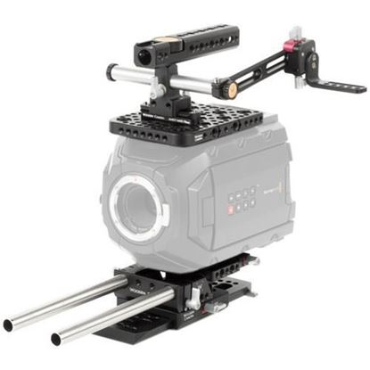 Picture of Wooden Camera – Blackmagic URSA Mini Accessory Kit (Pro)