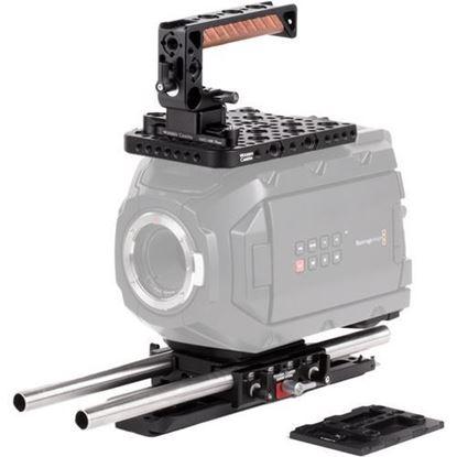 Picture of Wooden Camera - Blackmagic URSA Mini, URSA Mini Pro Unified Accessory Kit (Advanced)