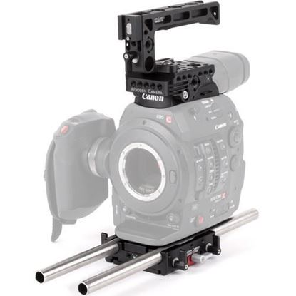 Picture of Wooden Camera - Canon C300mkII Unified Accessory Kit (Base)