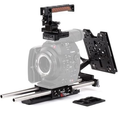 Picture of Wooden Camera - Canon C500 Unified Accessory Kit (Advanced)