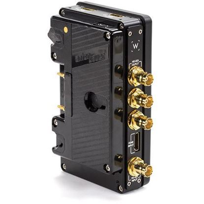 Picture of Wooden Camera - C-Box (Converter, Gold Mount)