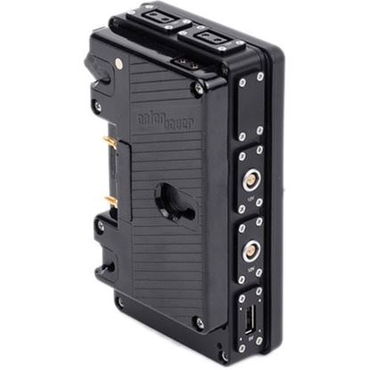 Picture of Wooden Camera - D-Box (2pin LEMO Compatible Kit, Gold Mount)