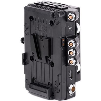 Picture of Wooden Camera - D-Box (Weapon/Scarlet-W/Raven, V-Mount)