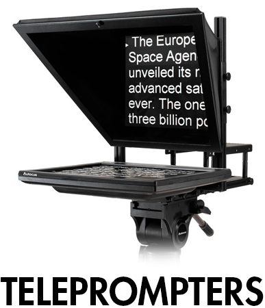 Picture for category Teleprompters