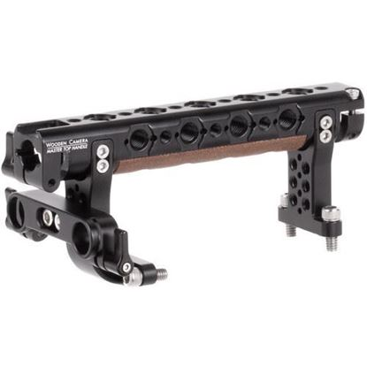 Picture of Wooden Camera - Master Top Handle (RED DSMC2) (Main Handle Section Only)