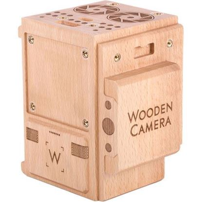 Picture of Wooden Camera -Wood Weapon Model