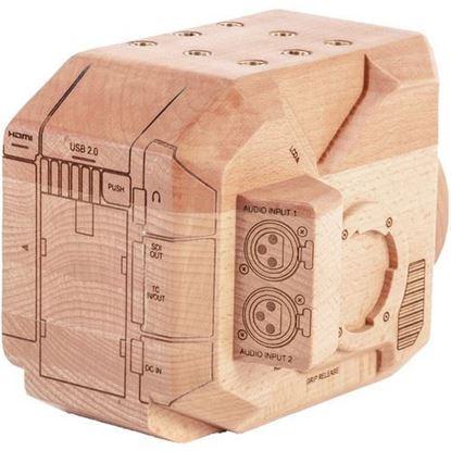 Picture of Wooden Camera -Wood Panasonic EVA1 Model
