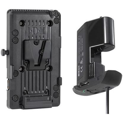 Picture of Wooden Camera - WC V-Mount (D4)