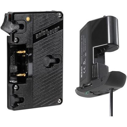 Picture of Wooden Camera - WC Gold Mount (D4)