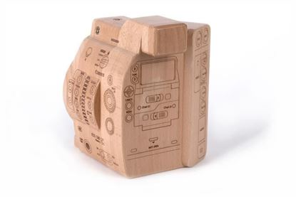 Picture of Wooden Camera Wood Canon C300mkII Model