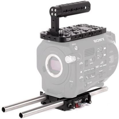 Picture of Wooden Camera - Sony FS7 Unified Accessory Kit (Base)