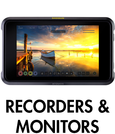 Picture for category Monitors & Recorders