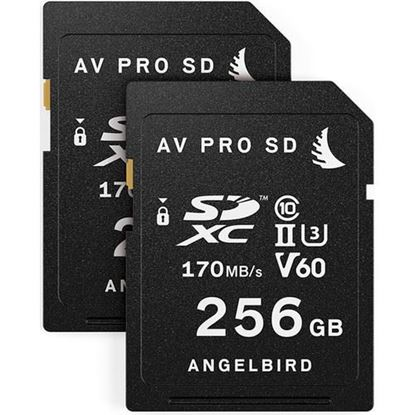 Picture of Angelbird 512GB Match Pack for the Fujifilm X-T3 (2 x 256GB)