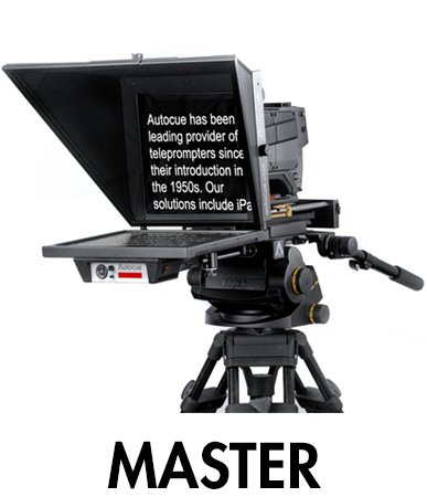 Picture for category Master Series Teleprompters