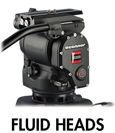 Picture for category Oconnor Fluid Heads