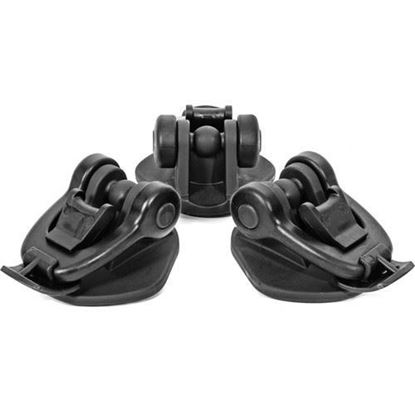 Picture of Vinten Rubber Feet with Quick Release for flowtech 75/100 Tripod (Set of 3)