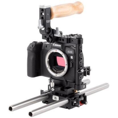 Picture of Wooden Camera Unified Accessory Kit for Canon EOS R (Basic)