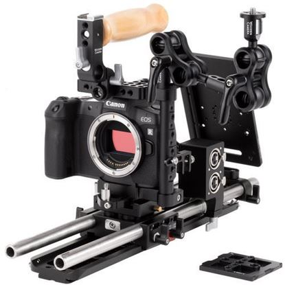 Picture of Wooden Camera Unified Accessory Kit for Canon EOS R (Pro)