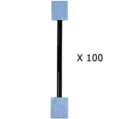Picture of Delkin Devices SensorSafe 20mm Sensor Cleaning Wands (Pack of 100)