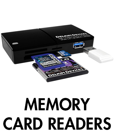 Picture for category Memory Card Readers
