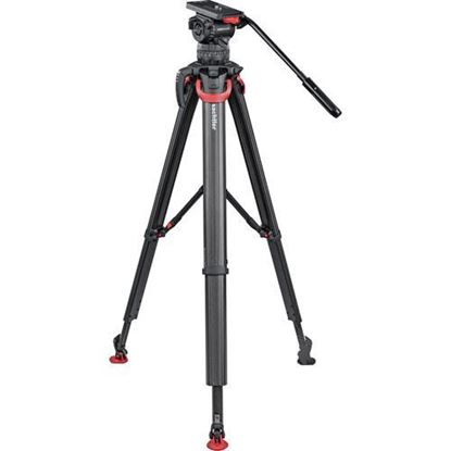 Picture of Sachtler DV 12 FT MS flowtech 100 Tripod System