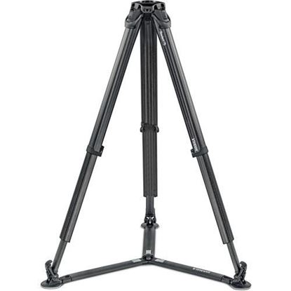 Picture of Vinten flowtech 75 Carbon Fiber Tripod with Ground Spreader