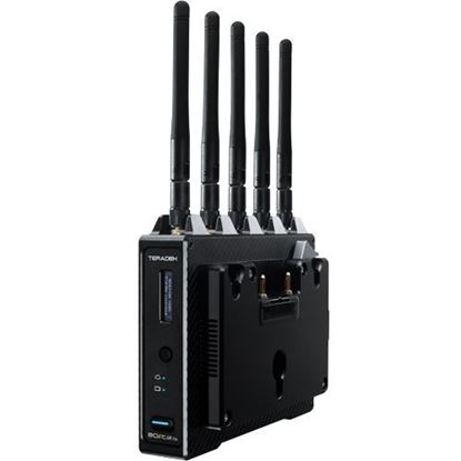 Picture of Teradek Bolt 4K 750 12G-SDI/HDMI Wireless RX (Gold-Mount)