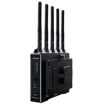Picture of Teradek Bolt 4K 750 12G-SDI/HDMI Wireless RX (V-Mount)