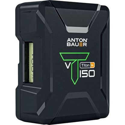 Picture of Anton Bauer Titon SL 150 143Wh 14.4V Battery (V-Mount)