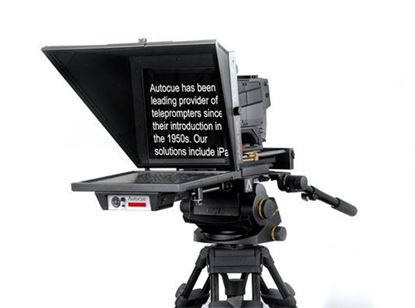 "Picture of Autocue/QTV Master Series 20"" Teleprompter"