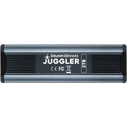 Picture of Delkin Devices 2TB Juggler USB 3.1 Gen 2 Type-C Cinema SSD